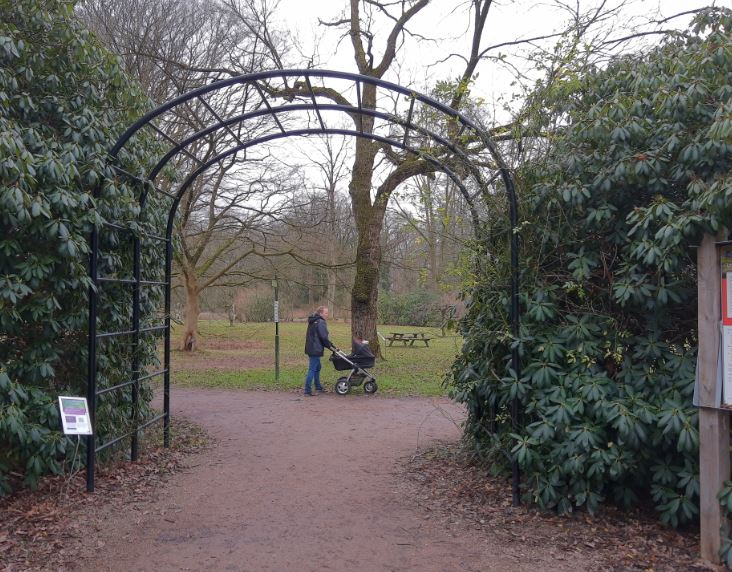 Arboretum de Lutte