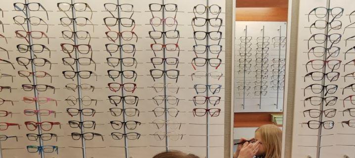 eerste bril voor mijn kind