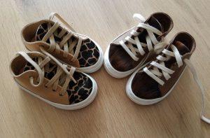 Resultaat little sneakers mt 21