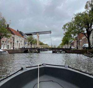 Bootje varen Alkmaar
